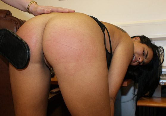 Exclusive Bare Bottom Spanking Update